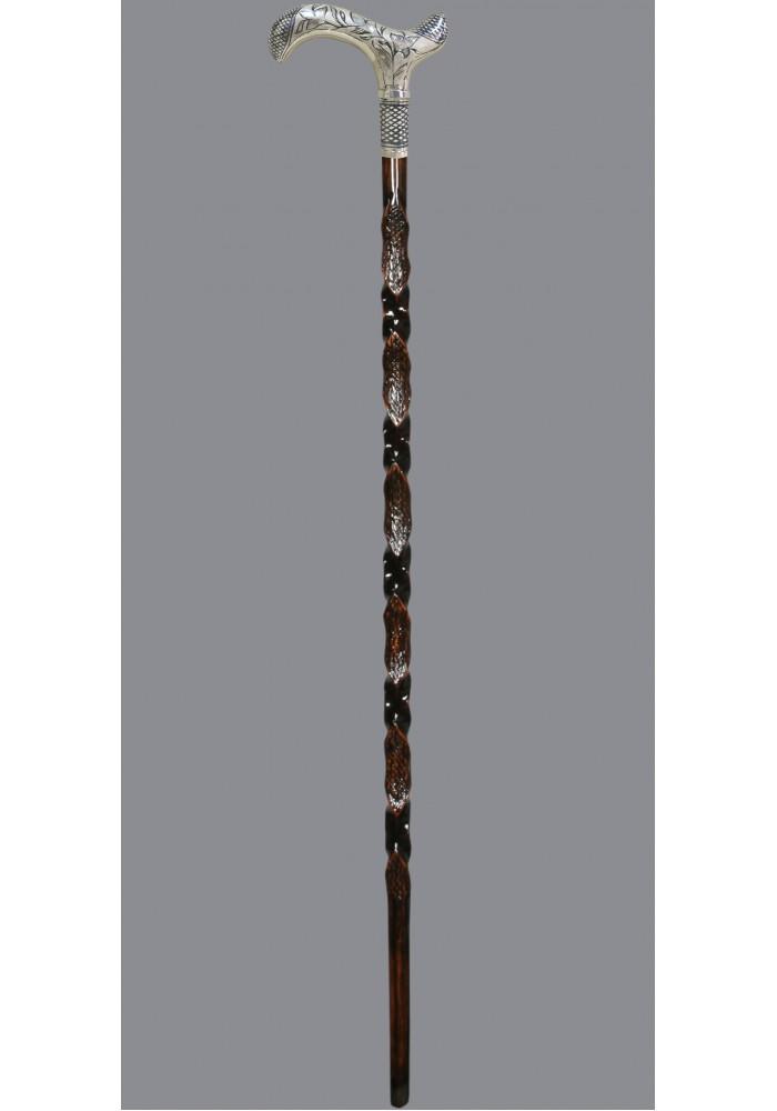 Gümüş Saplı Baston ÖZL-06