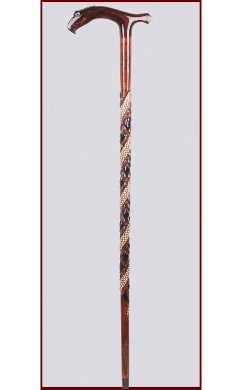Devrek Bastonu Yılanlı Baston-DKB-05